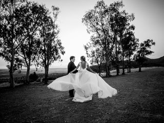 La boda de Victor y Laura