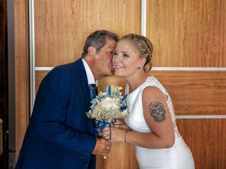La boda de José Domingo y Mamen 1