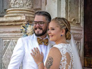 La boda de José Domingo y Mamen