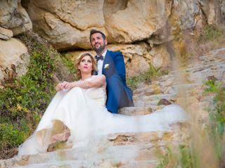 La boda de Sara y Santi