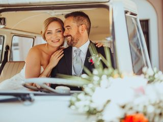 La boda de Anastasia y Pablo