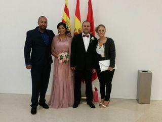 La boda de Paola  y Javi  1