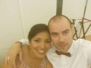 La boda de Paola  y Javi