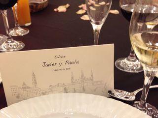 La boda de Paola  y Javi  3