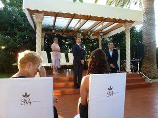 La boda de Ana y Marek