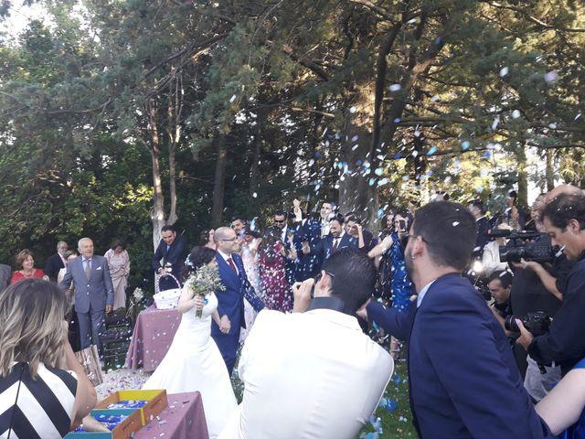 La boda de Sara y Iván en San Agustin De Guadalix, Madrid 3