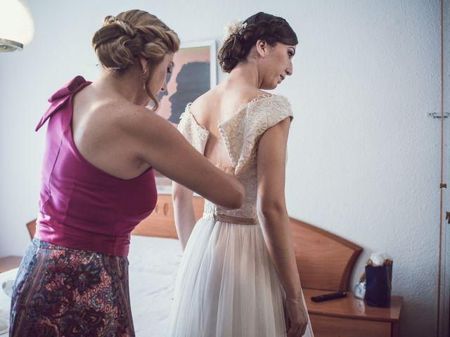 La boda de Cristian y Noemí en Alacant/alicante, Alicante 10