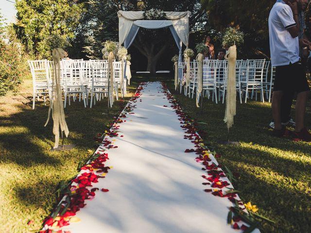 La boda de Cristian y Noemí en Alacant/alicante, Alicante 18