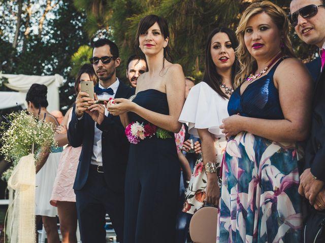 La boda de Cristian y Noemí en Alacant/alicante, Alicante 19