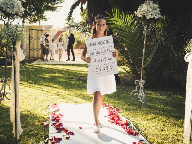 La boda de Cristian y Noemí en Alacant/alicante, Alicante 20