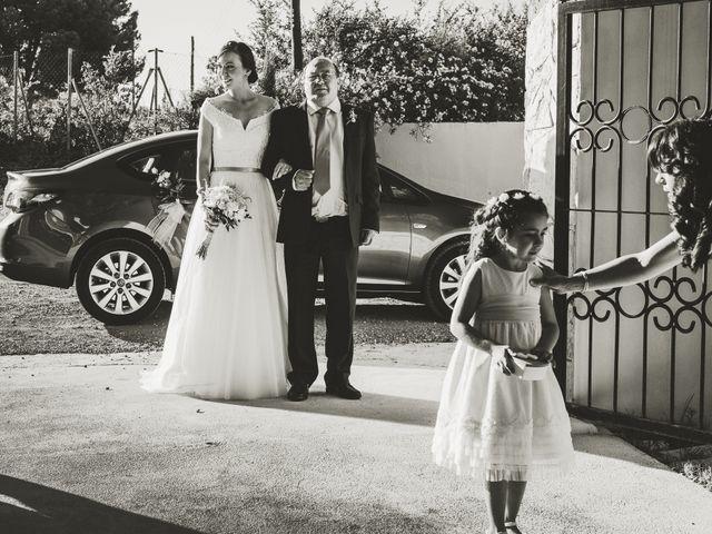 La boda de Cristian y Noemí en Alacant/alicante, Alicante 23