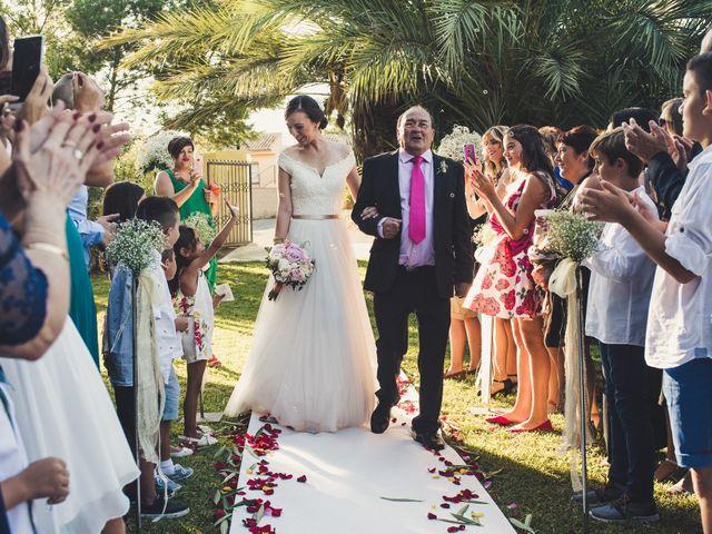 La boda de Cristian y Noemí en Alacant/alicante, Alicante 25