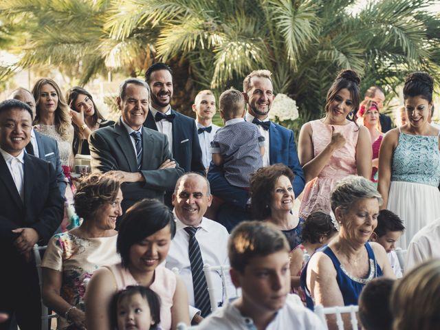 La boda de Cristian y Noemí en Alacant/alicante, Alicante 30