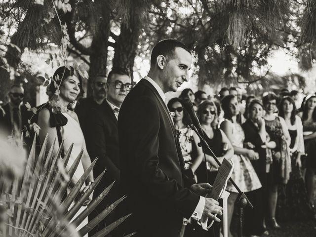 La boda de Cristian y Noemí en Alacant/alicante, Alicante 31