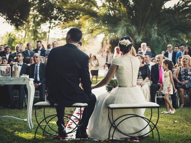 La boda de Cristian y Noemí en Alacant/alicante, Alicante 32