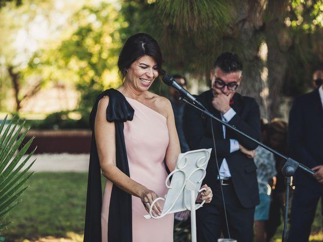 La boda de Cristian y Noemí en Alacant/alicante, Alicante 35