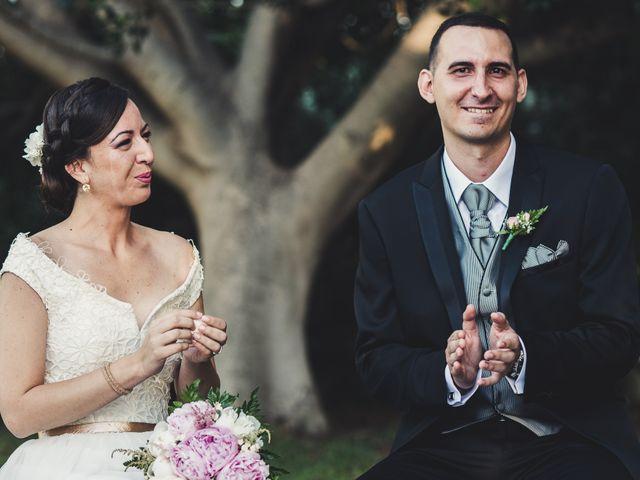 La boda de Cristian y Noemí en Alacant/alicante, Alicante 36