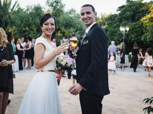 La boda de Cristian y Noemí en Alacant/alicante, Alicante 48