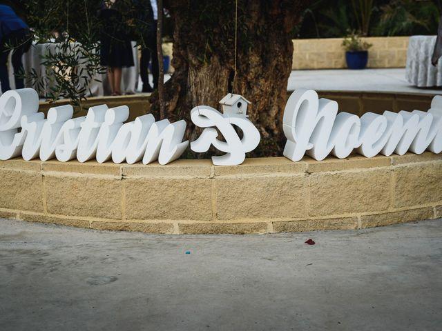 La boda de Cristian y Noemí en Alacant/alicante, Alicante 49