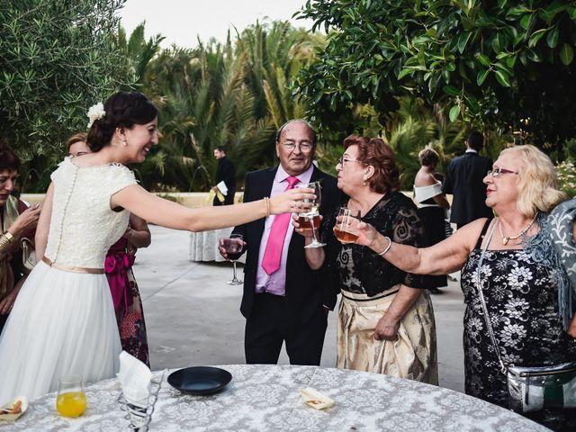 La boda de Cristian y Noemí en Alacant/alicante, Alicante 51