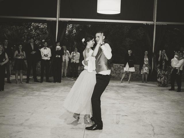 La boda de Cristian y Noemí en Alacant/alicante, Alicante 54