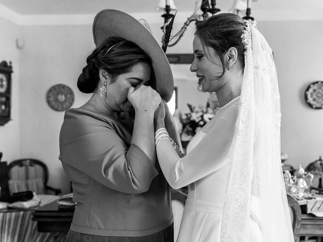 La boda de Fernando y Rocío en Granada, Granada 7