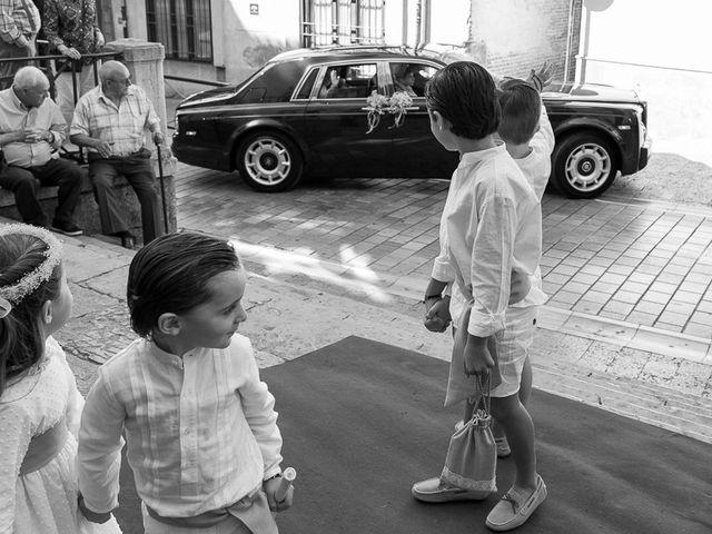 La boda de Fernando y Rocío en Granada, Granada 8