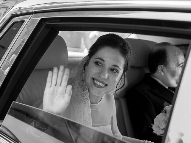 La boda de Fernando y Rocío en Granada, Granada 9