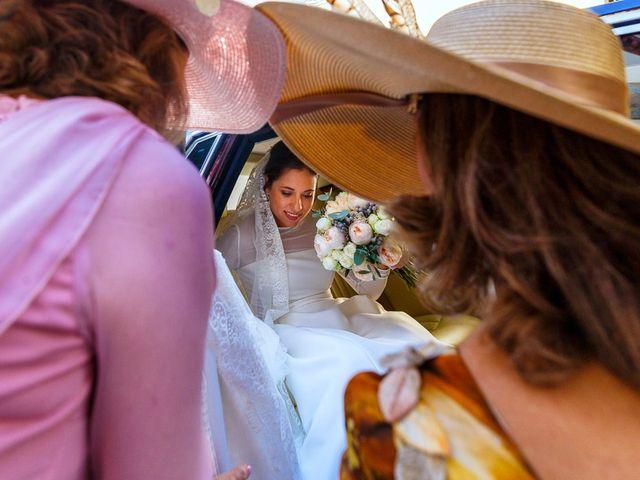 La boda de Fernando y Rocío en Granada, Granada 10