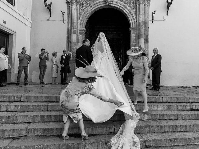 La boda de Fernando y Rocío en Granada, Granada 11
