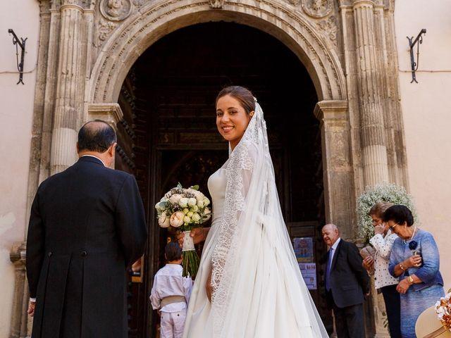 La boda de Fernando y Rocío en Granada, Granada 12