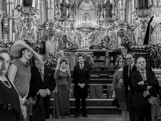 La boda de Fernando y Rocío en Granada, Granada 13