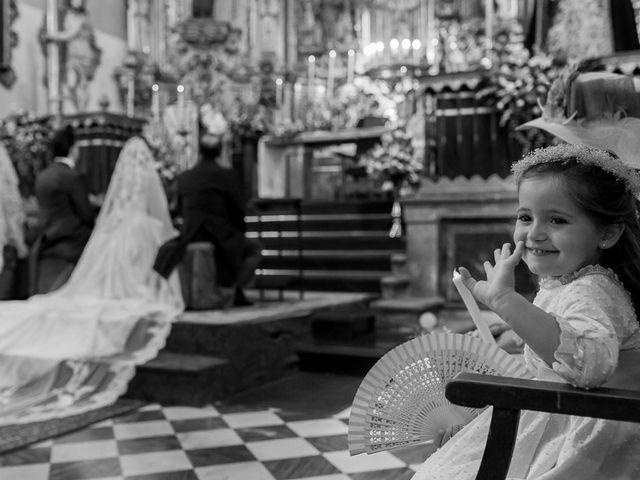La boda de Fernando y Rocío en Granada, Granada 15