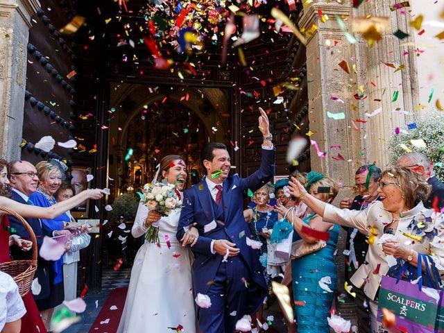 La boda de Fernando y Rocío en Granada, Granada 22