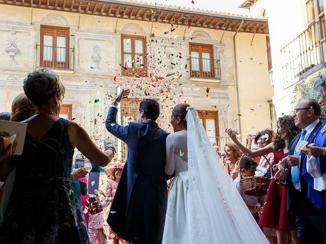 La boda de Fernando y Rocío en Granada, Granada 23