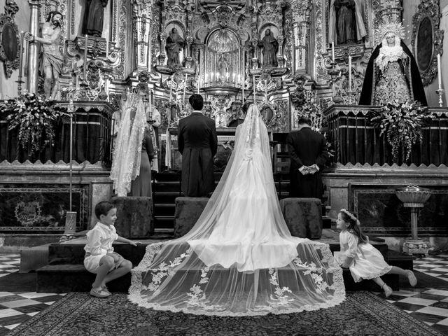 La boda de Rocío y Fernando
