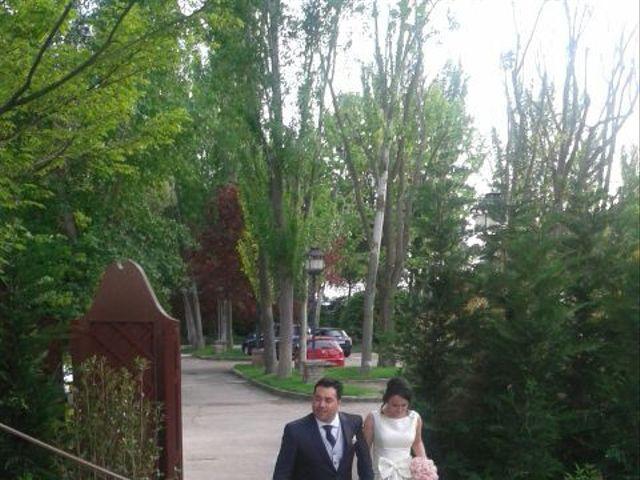 La boda de Jonathan y Ana en Getafe, Madrid 1