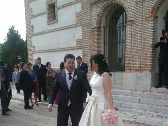 La boda de Jonathan y Ana en Getafe, Madrid 2