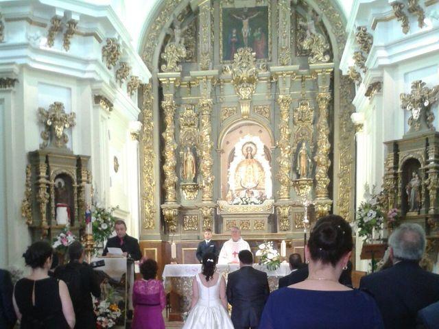 La boda de Jonathan y Ana en Getafe, Madrid 4