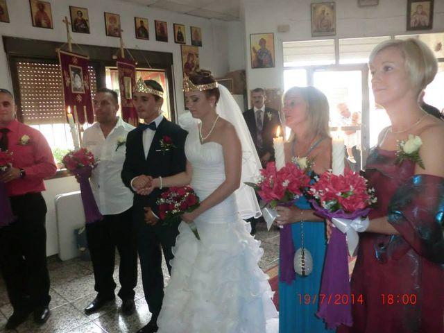 La boda de Loredana y Grigoras en La Roda, Albacete 6