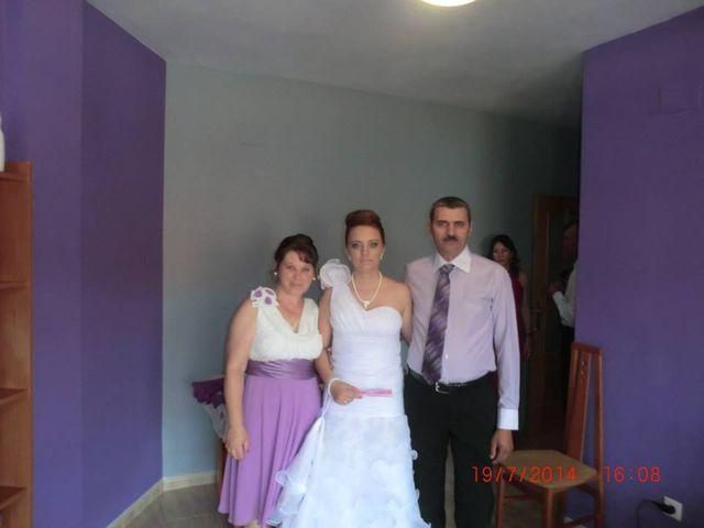 La boda de Loredana y Grigoras en La Roda, Albacete 7