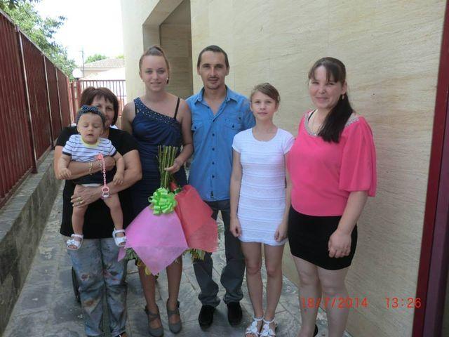 La boda de Loredana y Grigoras en La Roda, Albacete 8