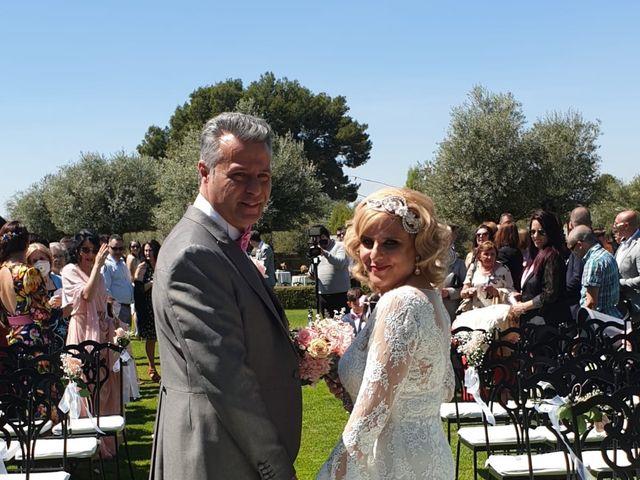 La boda de Macarena  y José Luis