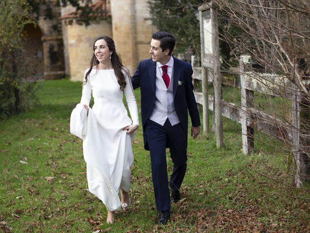 La boda de Enrique y Inés en Cangas De Onis, Asturias 5