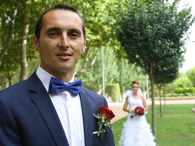 La boda de Loredana y Grigoras en La Roda, Albacete 2