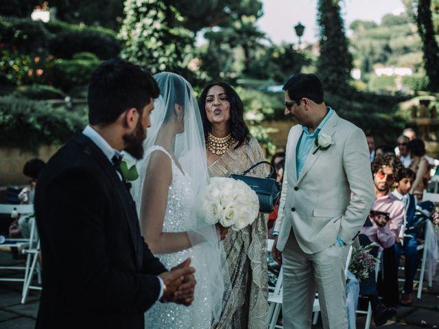 La boda de Alberto y Simi en Sant Vicenç De Montalt, Barcelona 24