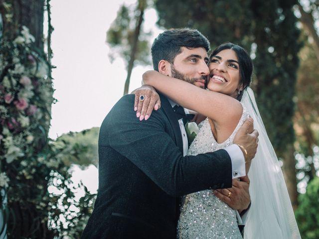 La boda de Alberto y Simi en Sant Vicenç De Montalt, Barcelona 26