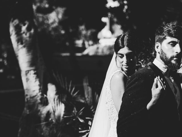 La boda de Alberto y Simi en Sant Vicenç De Montalt, Barcelona 32