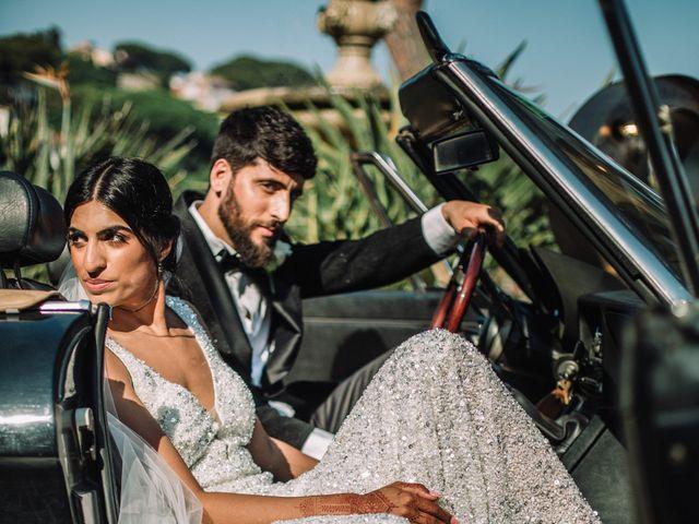 La boda de Alberto y Simi en Sant Vicenç De Montalt, Barcelona 1