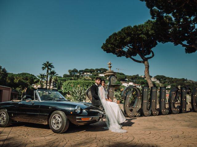 La boda de Alberto y Simi en Sant Vicenç De Montalt, Barcelona 40